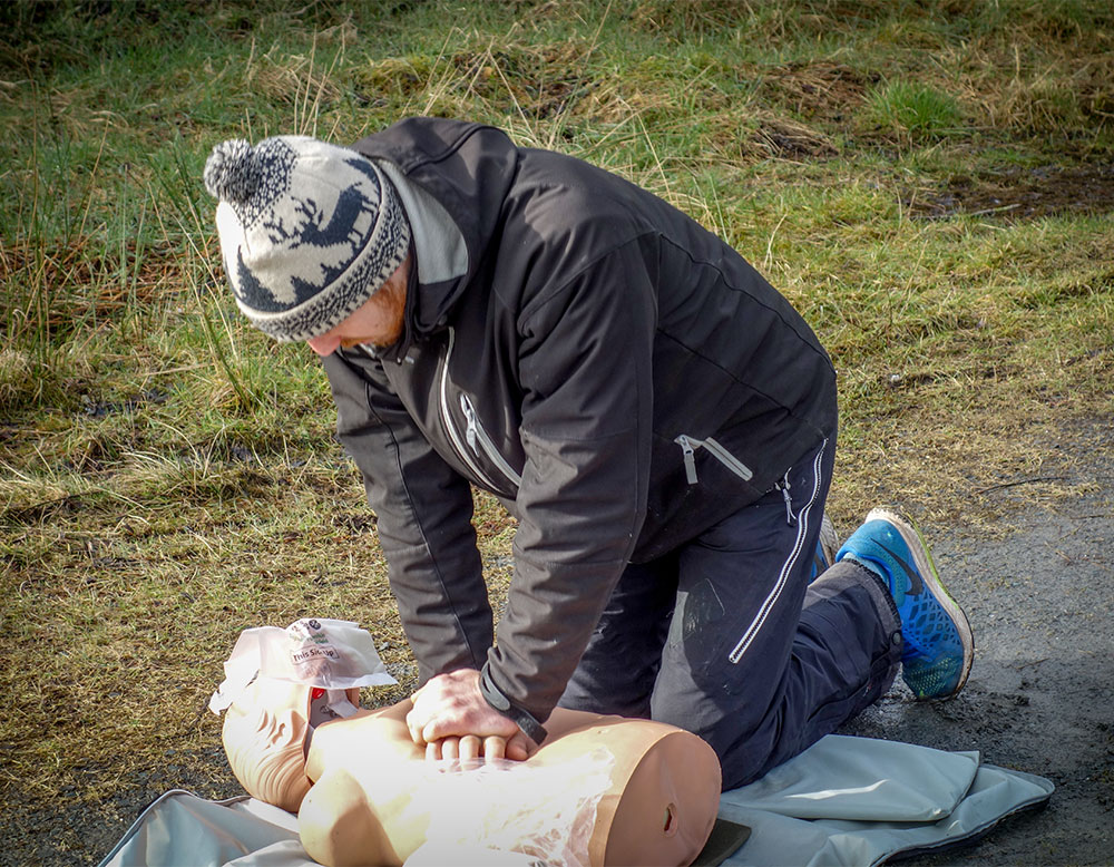PRIVATE FIRST AID COURSE