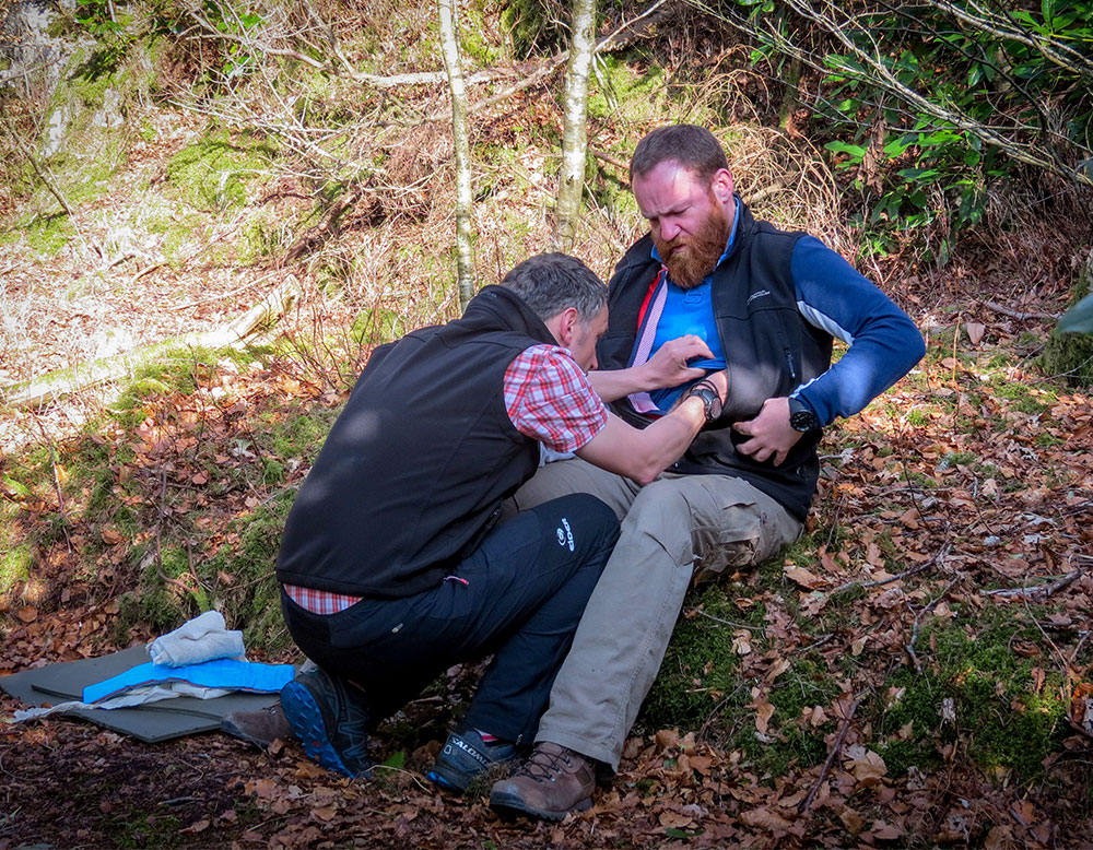 REC 2-DAY EMERGENCY OUTDOOR FIRST AID COURSE